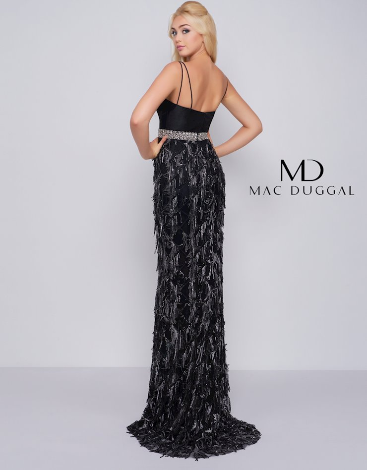 Cassandra Stone by Mac Duggal Style #2092A