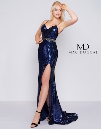 Cassandra Stone by Mac Duggal Style #2112A