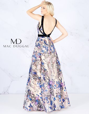 Cassandra Stone by Mac Duggal Style #40898A