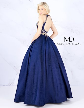 Cassandra Stone by Mac Duggal Style #40900A