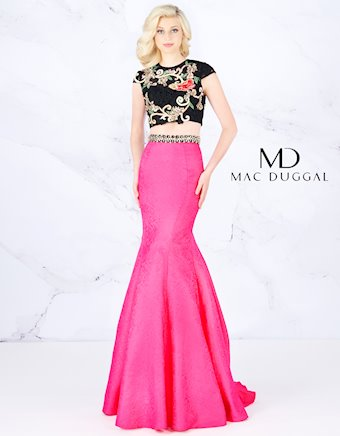 Cassandra Stone by Mac Duggal Style #40904A