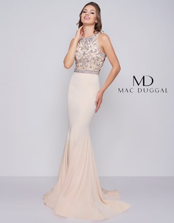 Cassandra Stone by Mac Duggal Style #40934A