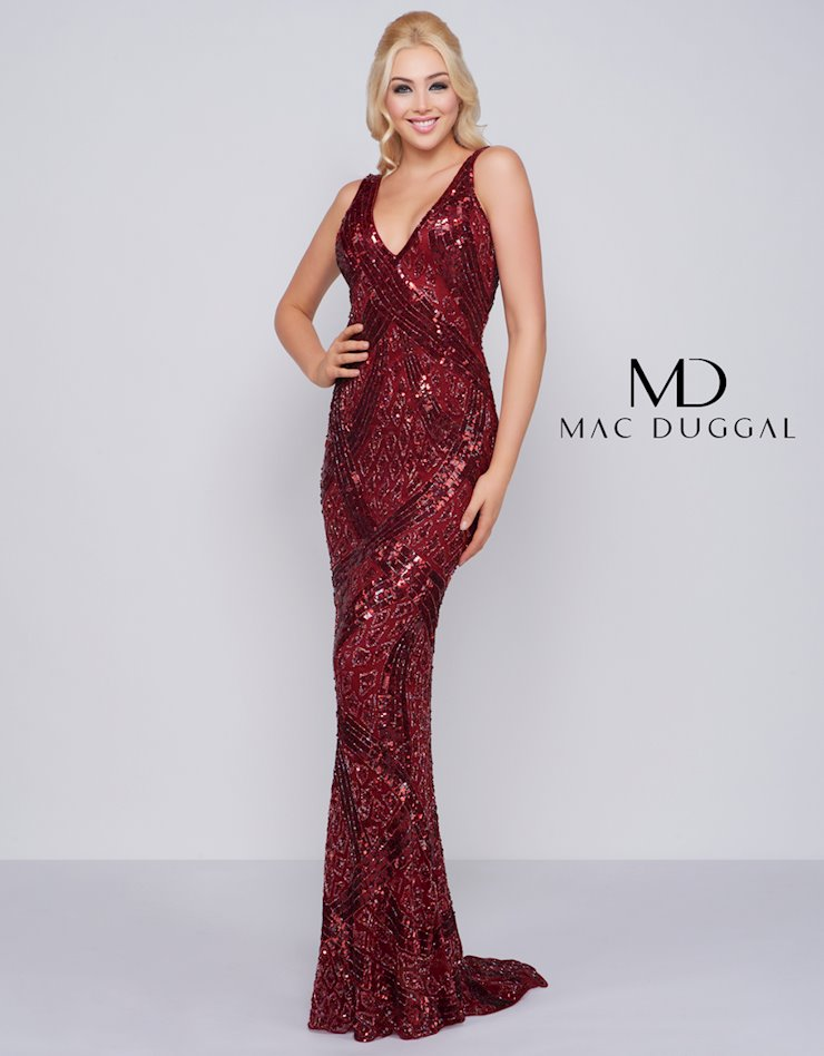 Cassandra Stone by Mac Duggal 4436A Image