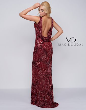 Cassandra Stone by Mac Duggal Style #4436A