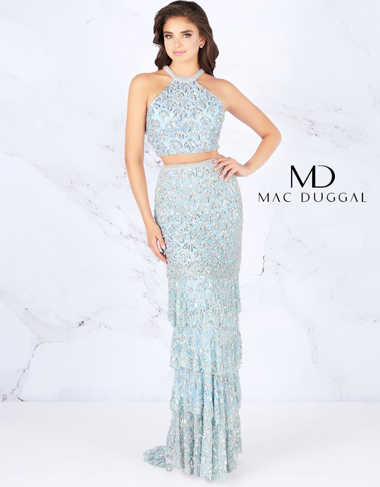 Cassandra Stone by Mac Duggal Style #4617A
