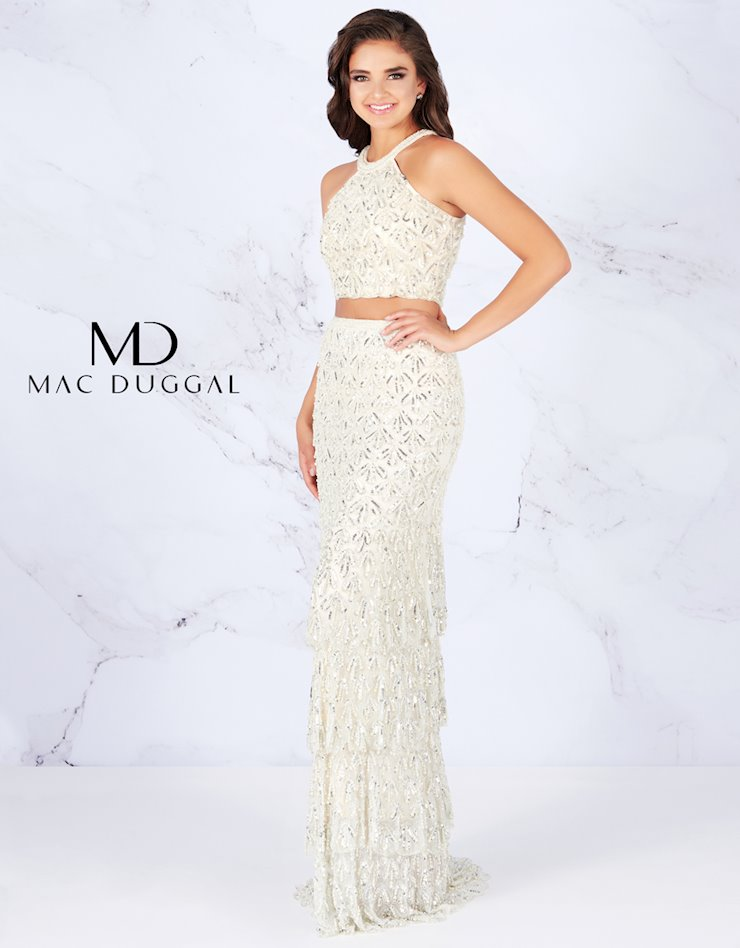 Cassandra Stone by Mac Duggal 4617A Image