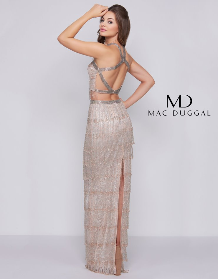 Cassandra Stone by Mac Duggal Style #4685A