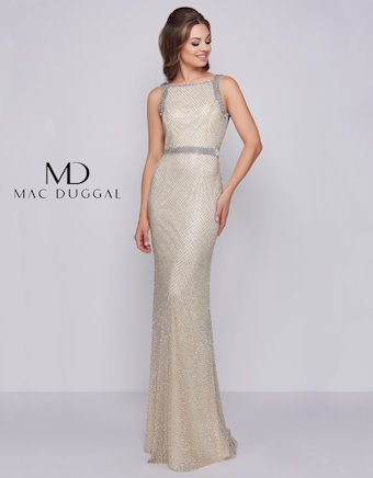 Cassandra Stone by Mac Duggal Style #4709A