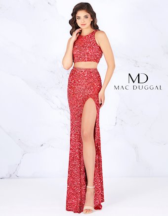 Cassandra Stone by Mac Duggal Style #4810A