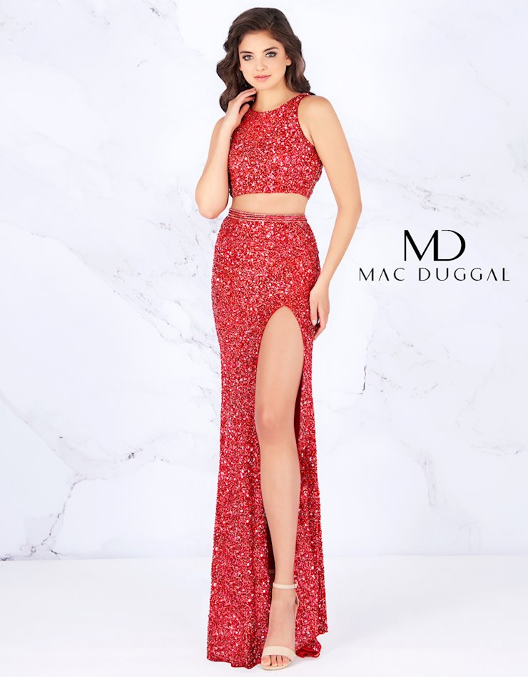 Cassandra Stone by Mac Duggal 4810A Image