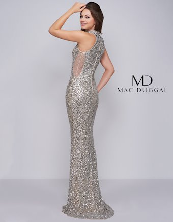 Cassandra Stone by Mac Duggal Style #4818A