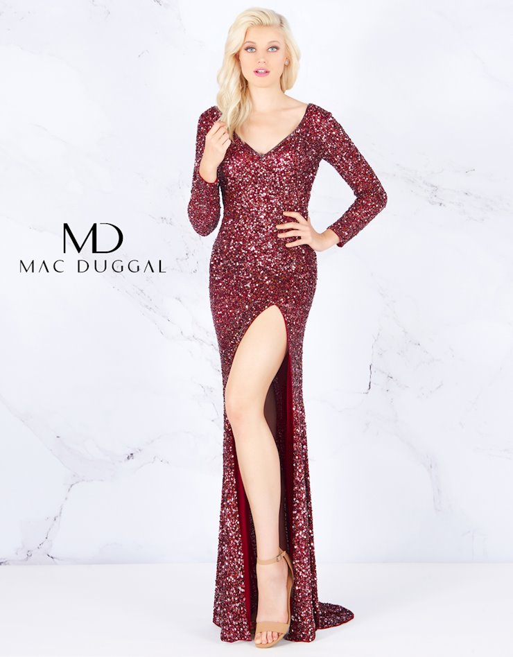 Cassandra Stone by Mac Duggal 4820A Image