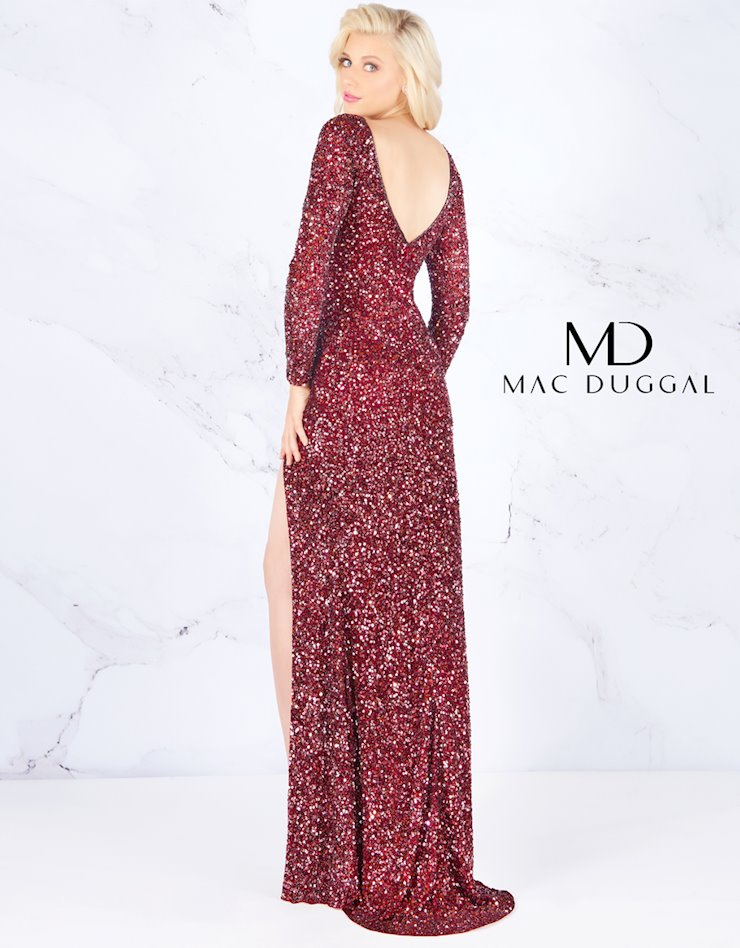Cassandra Stone by Mac Duggal Style #4820A