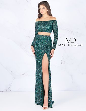 Cassandra Stone by Mac Duggal Style #4831A