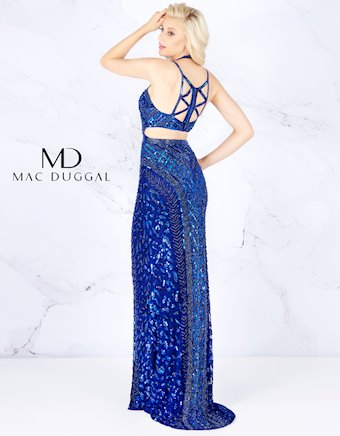 Cassandra Stone by Mac Duggal Style #4872A