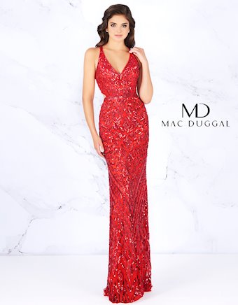 Cassandra Stone by Mac Duggal Style #4875A