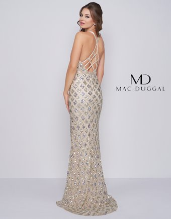 Cassandra Stone by Mac Duggal Style #4876A
