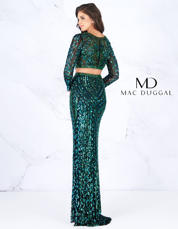Cassandra Stone by Mac Duggal Style #4925A