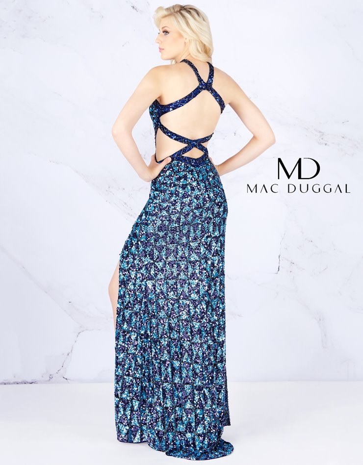 Cassandra Stone by Mac Duggal Style #4933A