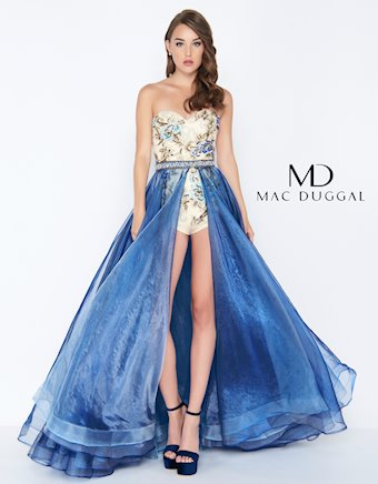 Cassandra Stone by Mac Duggal Style #50476A