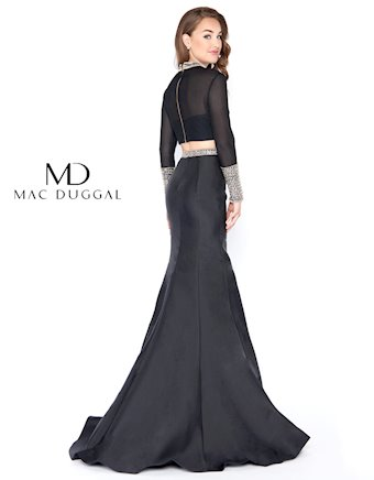 Cassandra Stone by Mac Duggal Style #66352A