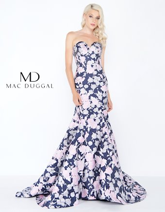 Cassandra Stone by Mac Duggal Style 66442A