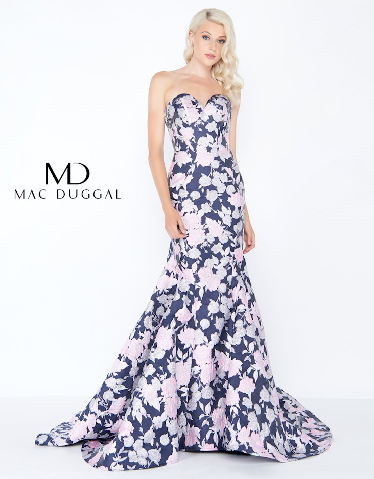 Cassandra Stone by Mac Duggal Style #66442A  Image