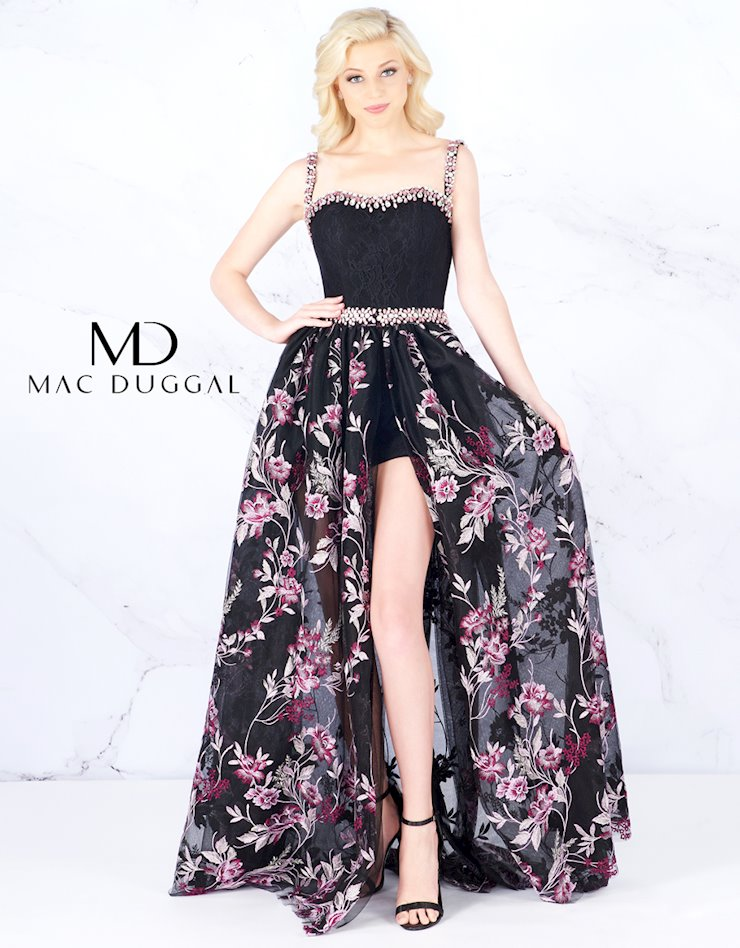Cassandra Stone by Mac Duggal Style #66767A  Image