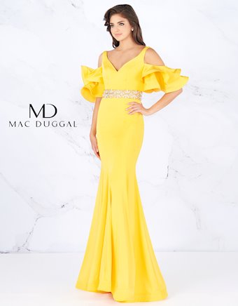 Cassandra Stone by Mac Duggal Style #66857A