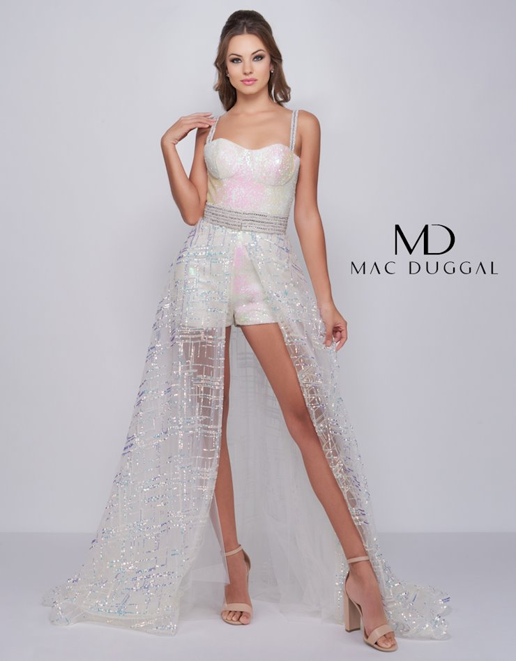 Cassandra Stone by Mac Duggal Style #66858A  Image