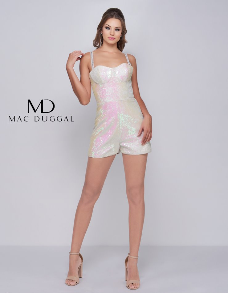Cassandra Stone by Mac Duggal 66858A