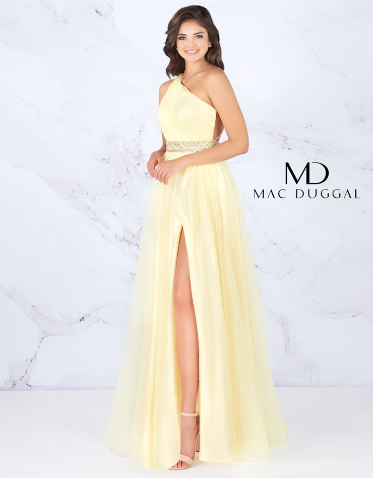Cassandra Stone by Mac Duggal Style #66859A  Image