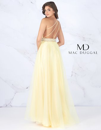 Cassandra Stone by Mac Duggal Style 66859A