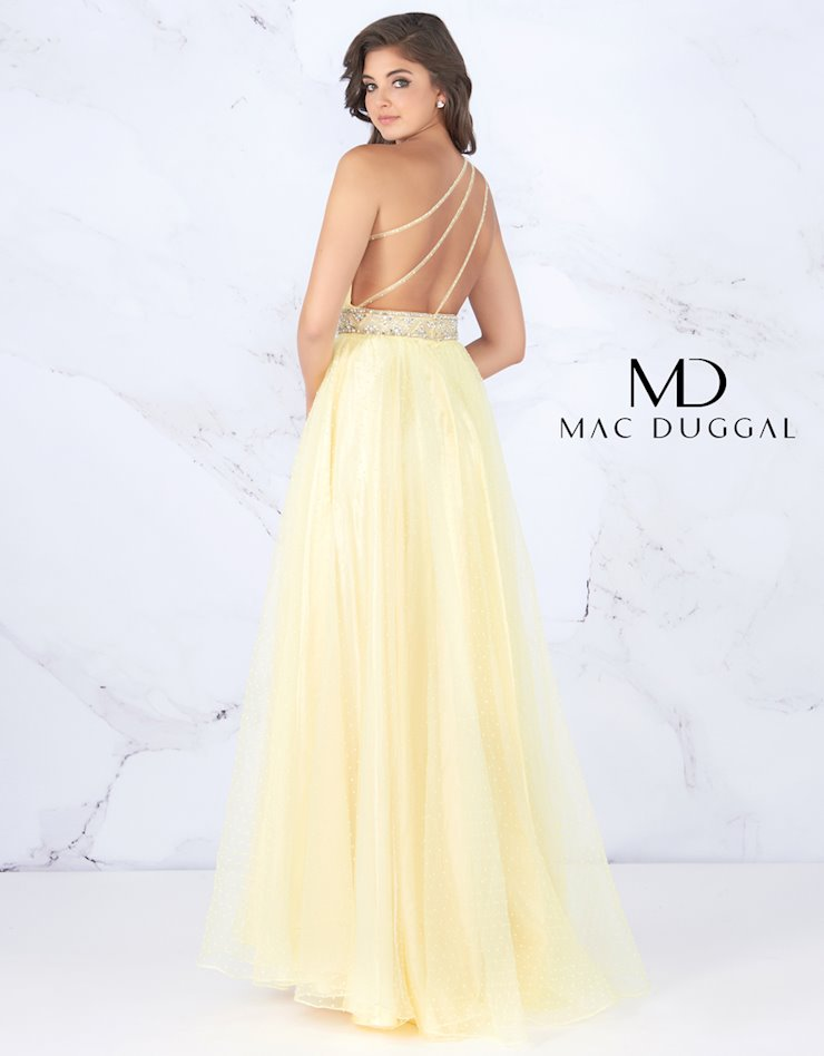 Cassandra Stone by Mac Duggal Style #66859A