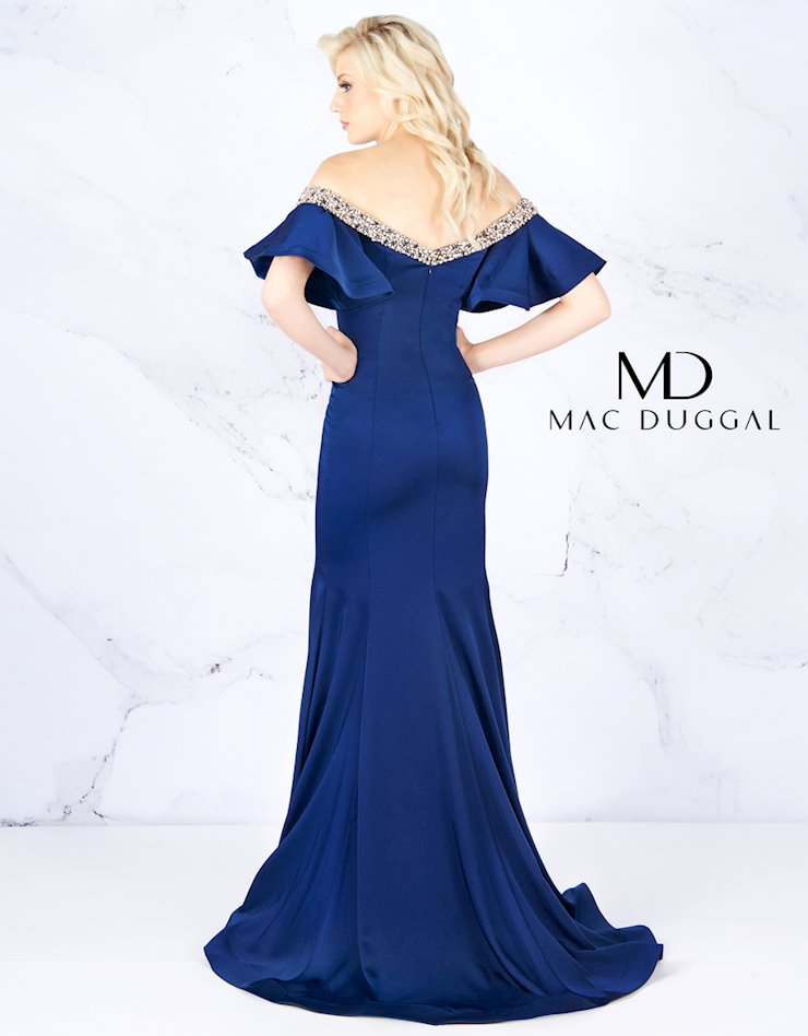 Cassandra Stone by Mac Duggal Style #66865A