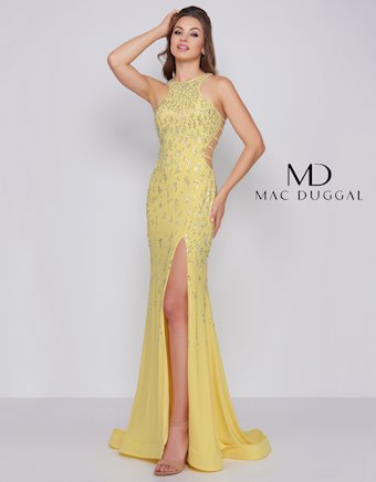 Cassandra Stone by Mac Duggal Style #66874A