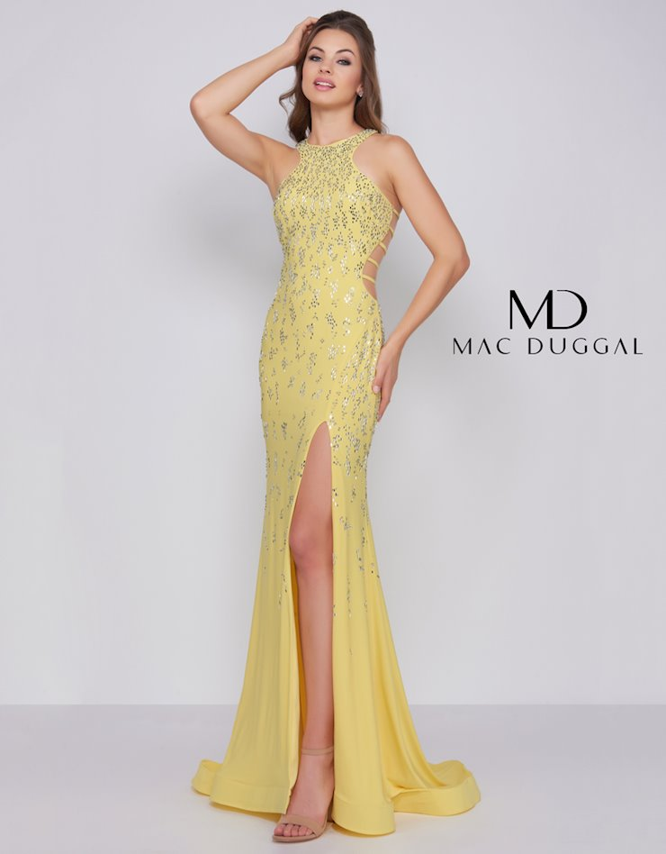 Cassandra Stone by Mac Duggal Style #66874A  Image