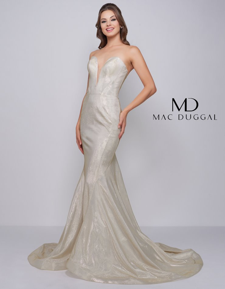 Cassandra Stone by Mac Duggal Style #66918A  Image