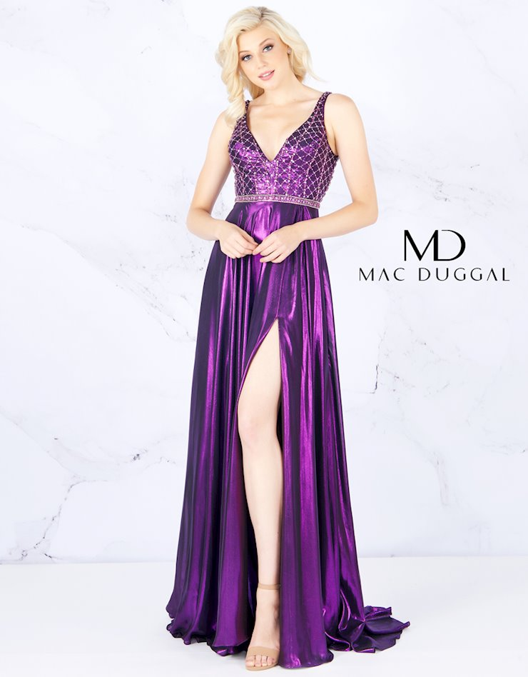 Cassandra Stone by Mac Duggal Style #77493A  Image