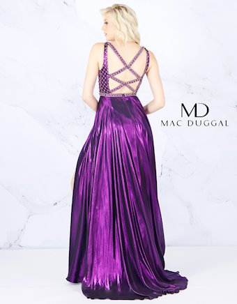 Cassandra Stone by Mac Duggal Style 77493A
