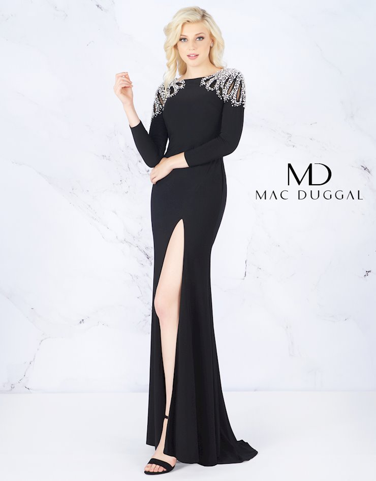 Cassandra Stone by Mac Duggal Style #77519A  Image