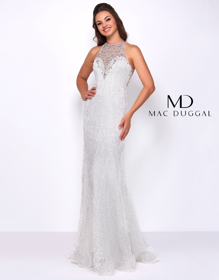 Cassandra Stone by Mac Duggal Style #77571A  Image