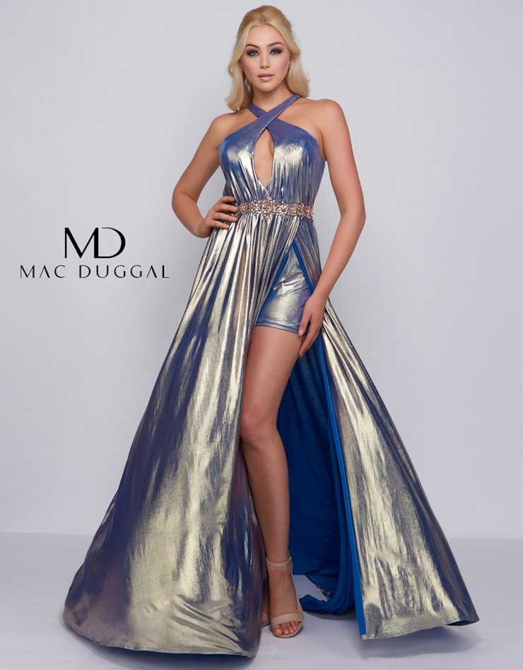 Cassandra Stone by Mac Duggal Style #77587A  Image