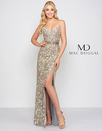 Mac Duggal Style #4691D