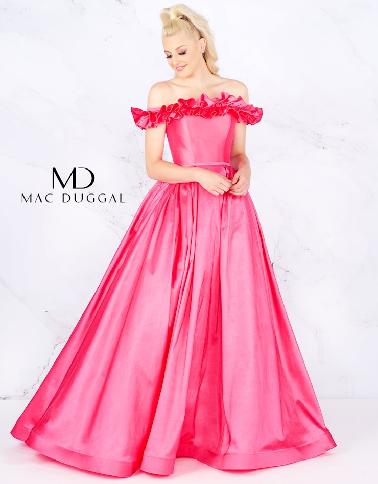 Flash by Mac Duggal Style #66723L