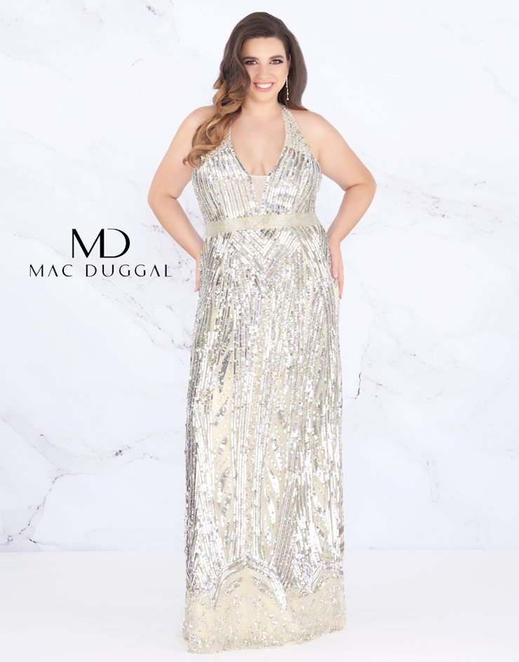 Fabulouss by Mac Duggal 4846F