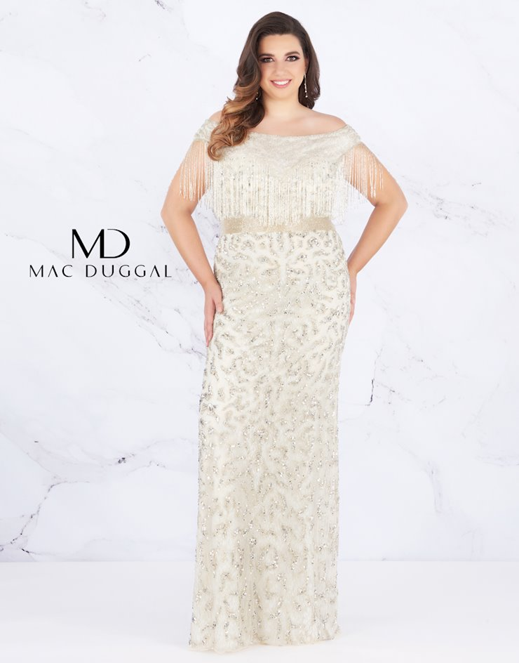 Fabulouss by Mac Duggal 4852F