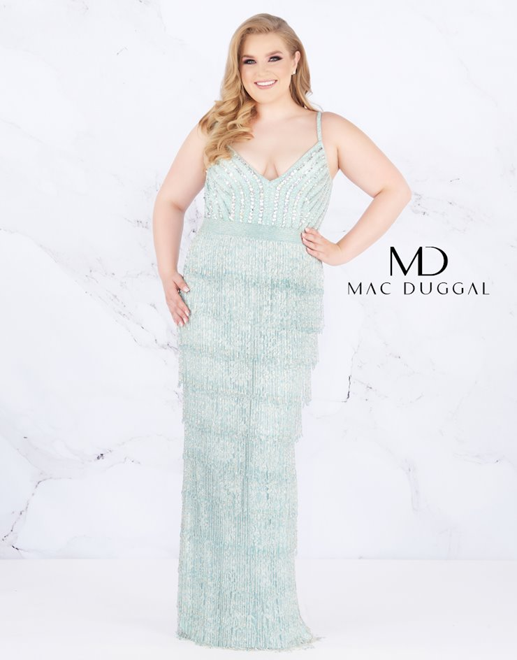 Fabulouss by Mac Duggal 4855F