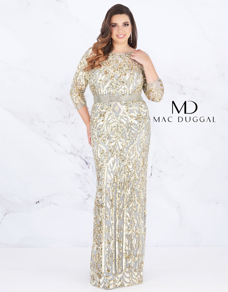 Fabulouss by Mac Duggal 4857F