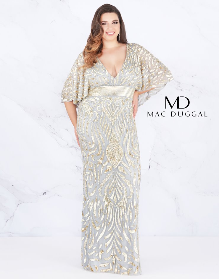 Fabulouss by Mac Duggal 4858F